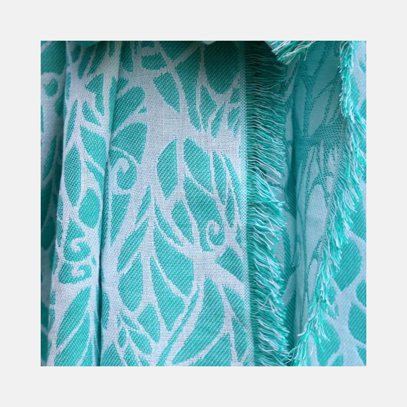 Genesis Shawl Turquoise