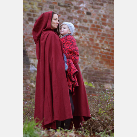 Genesis LIttle Red Riding Hood