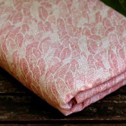 Angel Wing Dusty Pink